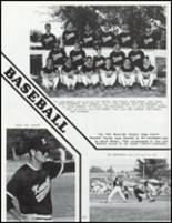 1991 Knoxville High School Yearbook Page 124 & 125