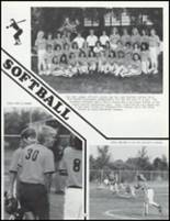 1991 Knoxville High School Yearbook Page 126 & 127