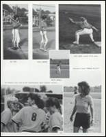 1991 Knoxville High School Yearbook Page 128 & 129