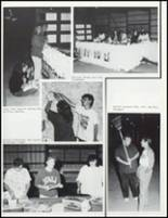 1991 Knoxville High School Yearbook Page 130 & 131