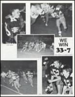 1991 Knoxville High School Yearbook Page 142 & 143