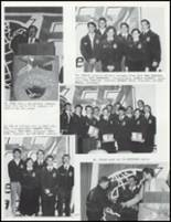1991 Knoxville High School Yearbook Page 154 & 155