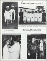 1991 Knoxville High School Yearbook Page 164 & 165