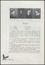 1925 Arlington High School Yearbook Page 54 & 55