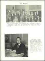 1963 Racine Lutheran High School Yearbook Page 10 & 11