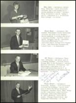 1963 Racine Lutheran High School Yearbook Page 14 & 15