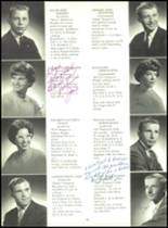 1963 Racine Lutheran High School Yearbook Page 20 & 21