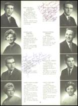 1963 Racine Lutheran High School Yearbook Page 22 & 23