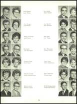 1963 Racine Lutheran High School Yearbook Page 40 & 41
