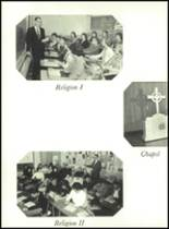 1963 Racine Lutheran High School Yearbook Page 42 & 43