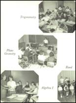 1963 Racine Lutheran High School Yearbook Page 48 & 49