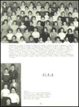 1963 Racine Lutheran High School Yearbook Page 58 & 59