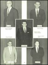 1963 Racine Lutheran High School Yearbook Page 70 & 71