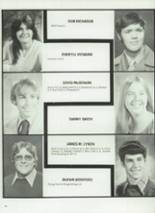 1978 Maine Central Institute Yearbook Page 38 & 39