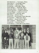 1978 Maine Central Institute Yearbook Page 46 & 47
