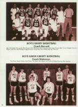 1978 Maine Central Institute Yearbook Page 96 & 97