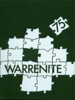 1975 Yearbook Warren High School