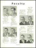 1960 Odebolt-Arthur High School Yearbook Page 24 & 25