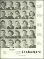 1960 Odebolt-Arthur High School Yearbook Page 32 & 33