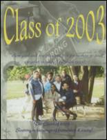 2003 Clinton Christian School Yearbook Page 12 & 13