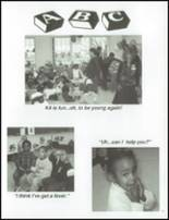 2003 Clinton Christian School Yearbook Page 28 & 29