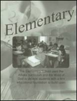 2003 Clinton Christian School Yearbook Page 34 & 35