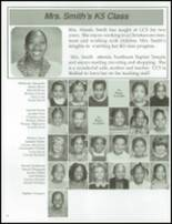 2003 Clinton Christian School Yearbook Page 40 & 41