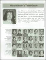 2003 Clinton Christian School Yearbook Page 58 & 59