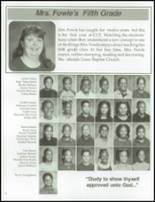 2003 Clinton Christian School Yearbook Page 66 & 67