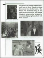 2003 Clinton Christian School Yearbook Page 68 & 69