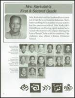 2003 Clinton Christian School Yearbook Page 74 & 75