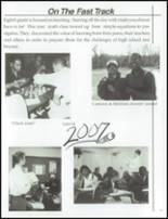 2003 Clinton Christian School Yearbook Page 86 & 87