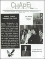 2003 Clinton Christian School Yearbook Page 104 & 105