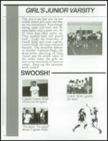 2003 Clinton Christian School Yearbook Page 110 & 111