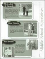 2003 Clinton Christian School Yearbook Page 118 & 119