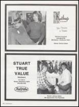 1982 Stuart High School Yearbook Page 102 & 103