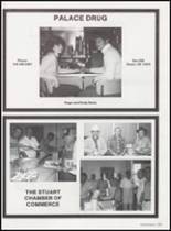 1982 Stuart High School Yearbook Page 108 & 109