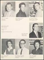 1961 Clyde High School Yearbook Page 10 & 11