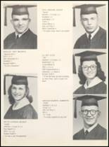 1961 Clyde High School Yearbook Page 14 & 15