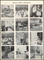 1961 Clyde High School Yearbook Page 28 & 29