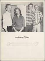 1961 Clyde High School Yearbook Page 30 & 31
