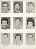 1961 Clyde High School Yearbook Page 32 & 33
