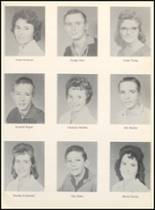 1961 Clyde High School Yearbook Page 38 & 39