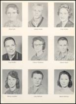 1961 Clyde High School Yearbook Page 40 & 41