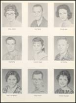 1961 Clyde High School Yearbook Page 42 & 43
