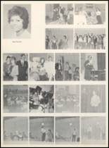 1961 Clyde High School Yearbook Page 44 & 45