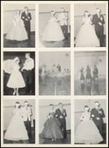 1961 Clyde High School Yearbook Page 58 & 59