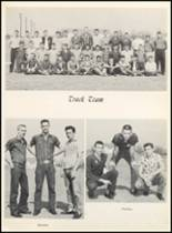 1961 Clyde High School Yearbook Page 70 & 71