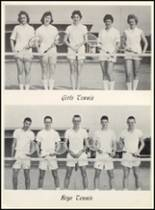 1961 Clyde High School Yearbook Page 72 & 73