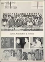 1961 Clyde High School Yearbook Page 78 & 79